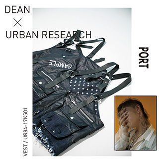 【DEAN × URBAN RESEARCH】先行予約受付開始のお知らせ