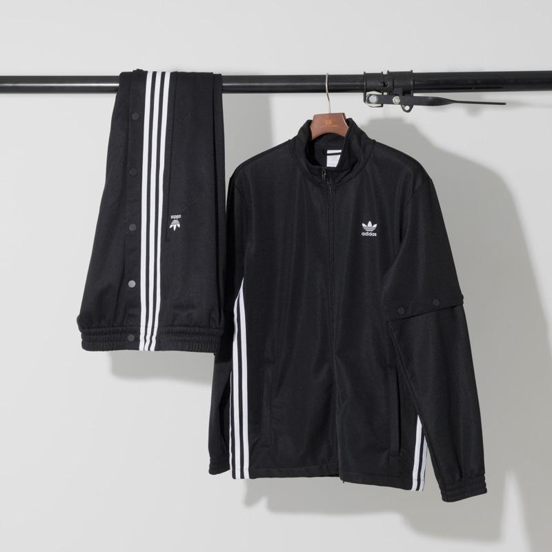 【2月10日(土)販売開始】<br>adidas Originalsの新作トラックスーツが登場