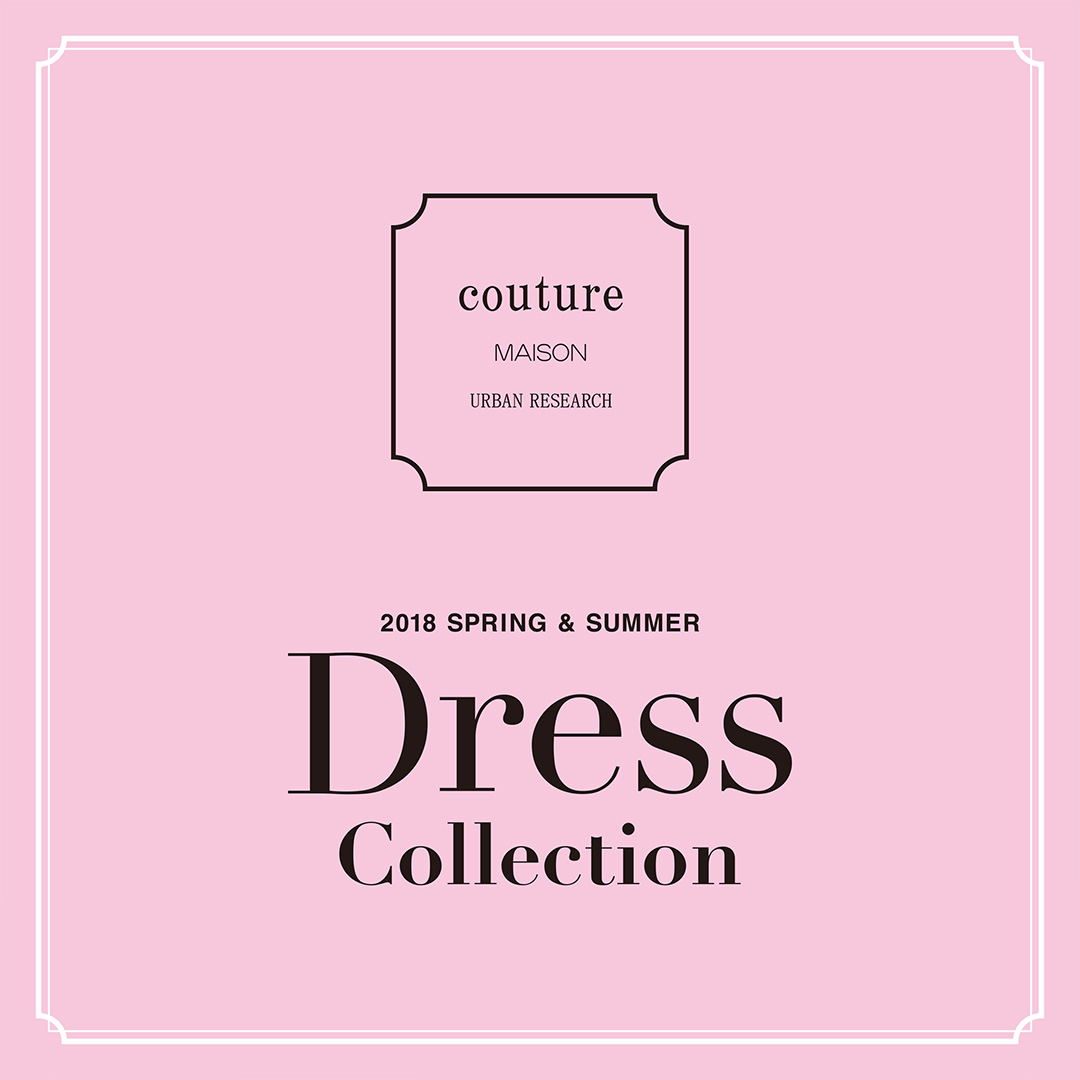 DRESS COLLECTION開催
