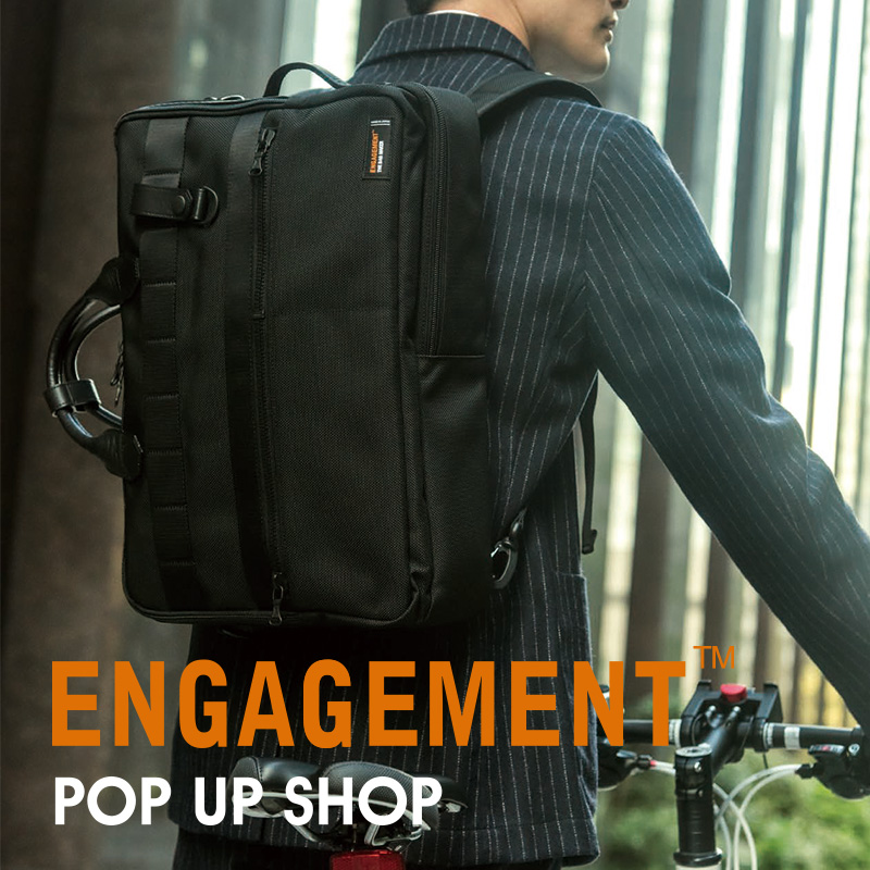 ENGAGEMENT POP UP SHOP