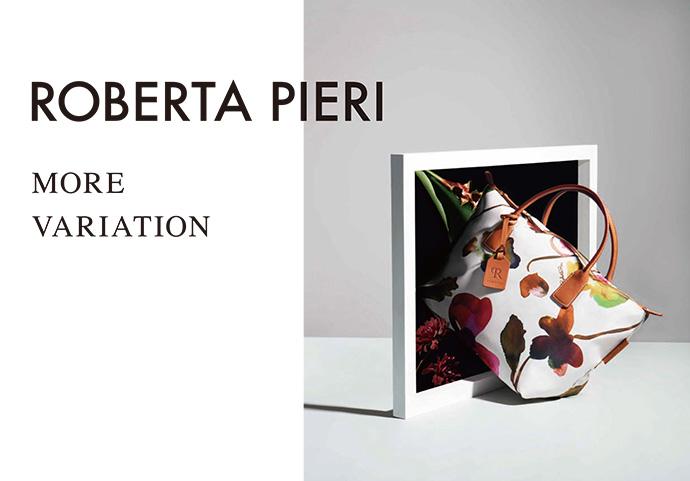 「ROBERTA PIERI」MORE VARIATION
