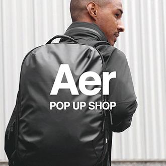 Aer POP UP SHOP