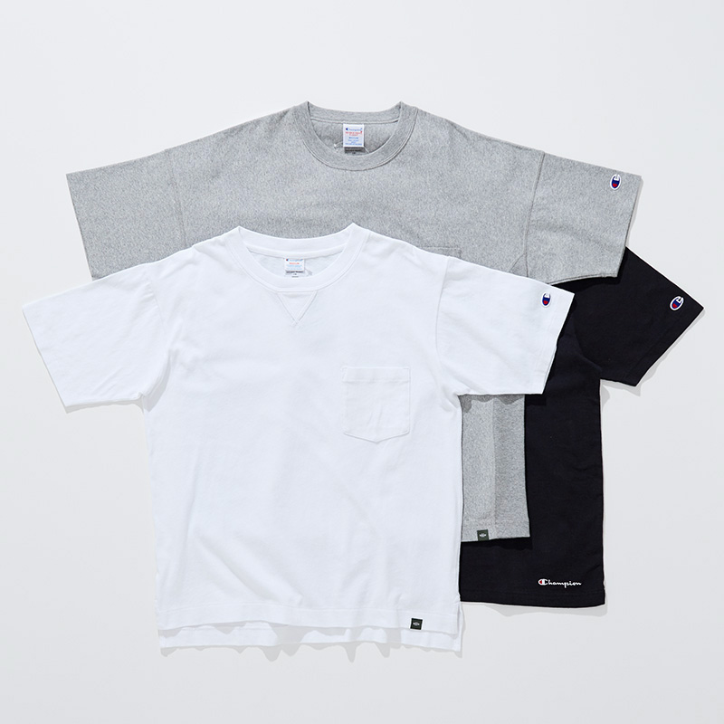 Champion exclusive for WORK NOT WORK 18S/S COLLECTION