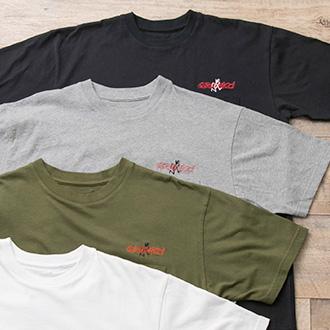 Gramicci×URBAN RESEARCH 別注Tシャツ