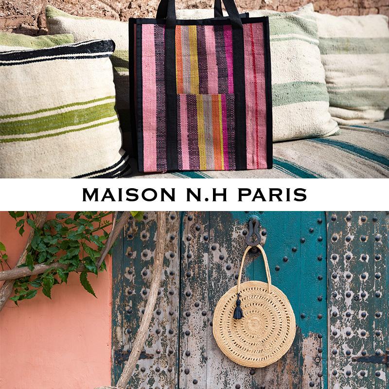 MAISON N.H PARIS / メゾン エヌ アッシュ パリ