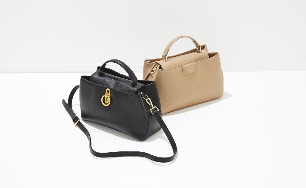 別注2Way Leather Bag