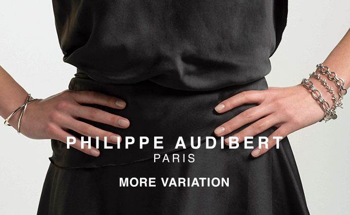 アクセサリーブランド「PHILIPPE AUDIBERT」のイベントを開催