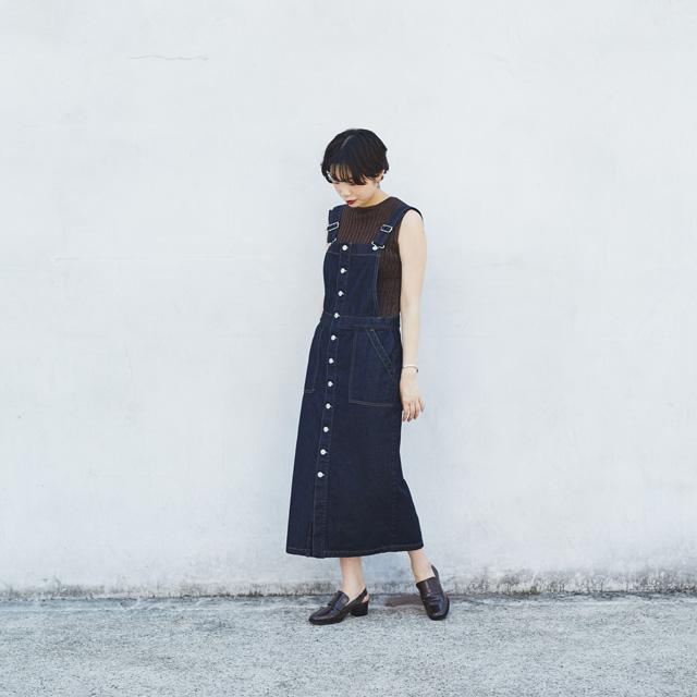【8月10日(金)発売】SOMETHING × URBAN RESEARCH <br>デニムとジャンパースカートの2モデルをリリース