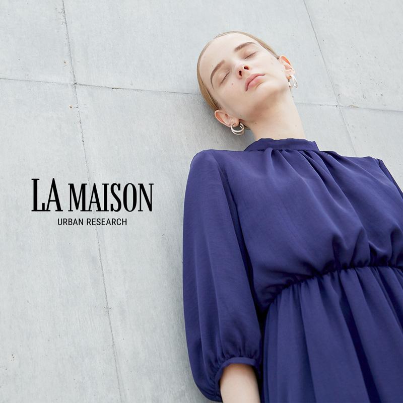 LA MAISON URBAN RESEARCH デビュー