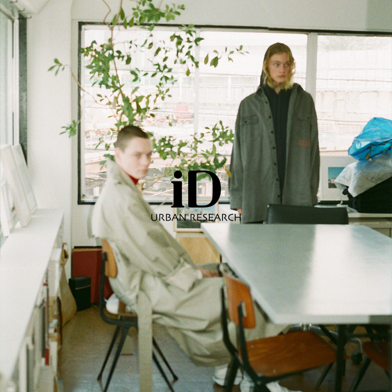 URBAN RESEARCH iD 2018A/W