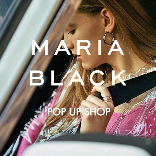「MARIA BLACK」期間限定イベント開催