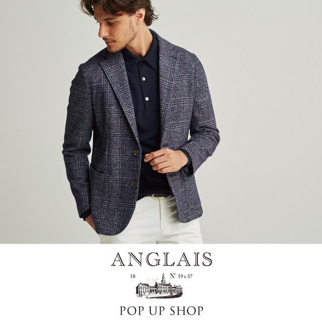 ANGLAIS POP UP SHOP