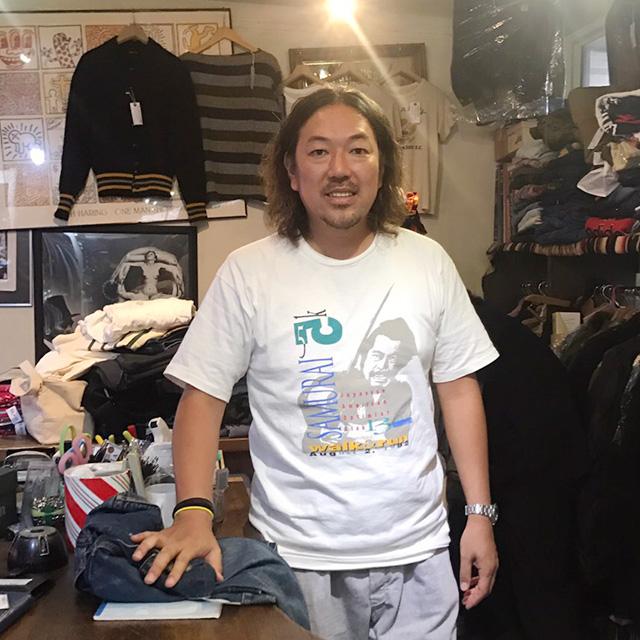 DESERTSNOW千葉 ゼネラルマネージャー 戸田健二氏