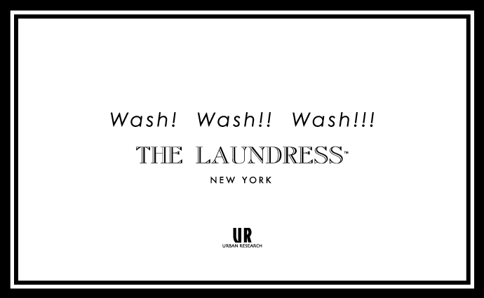 Wash! Wash!! Wash!!! <br>by THE LAUNDRESS