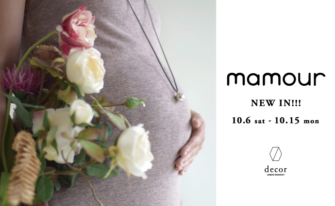 mamour NEW IN!!