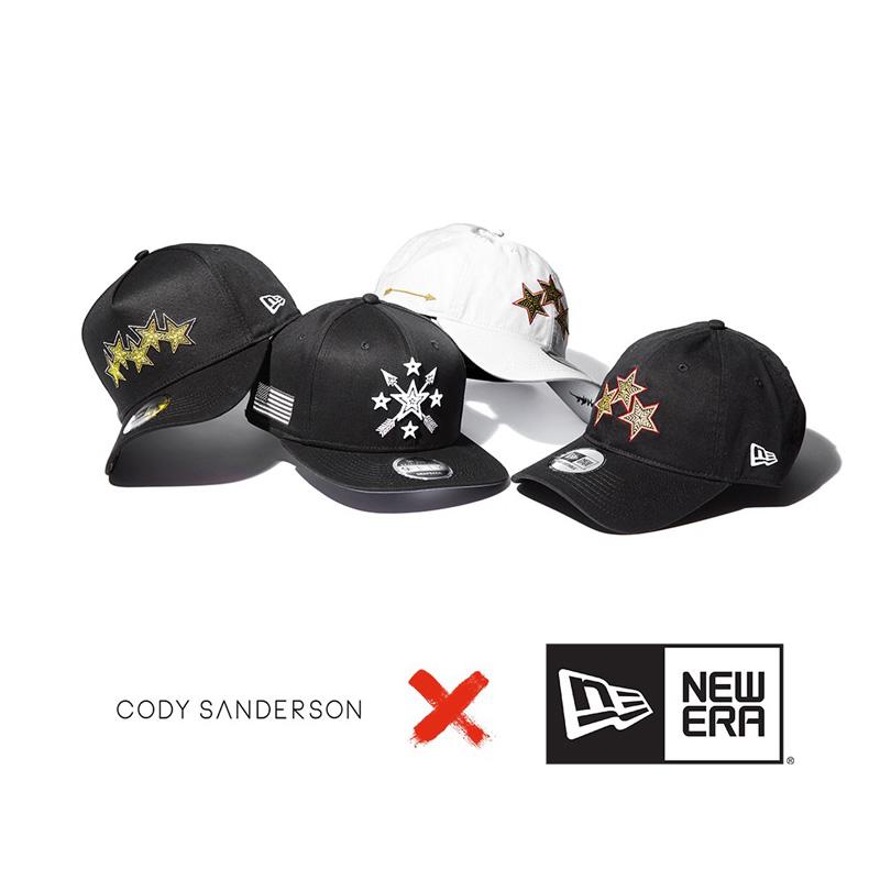 【11月10日(土) 数量限定発売】<br>CODY SANDERSON × New Era®