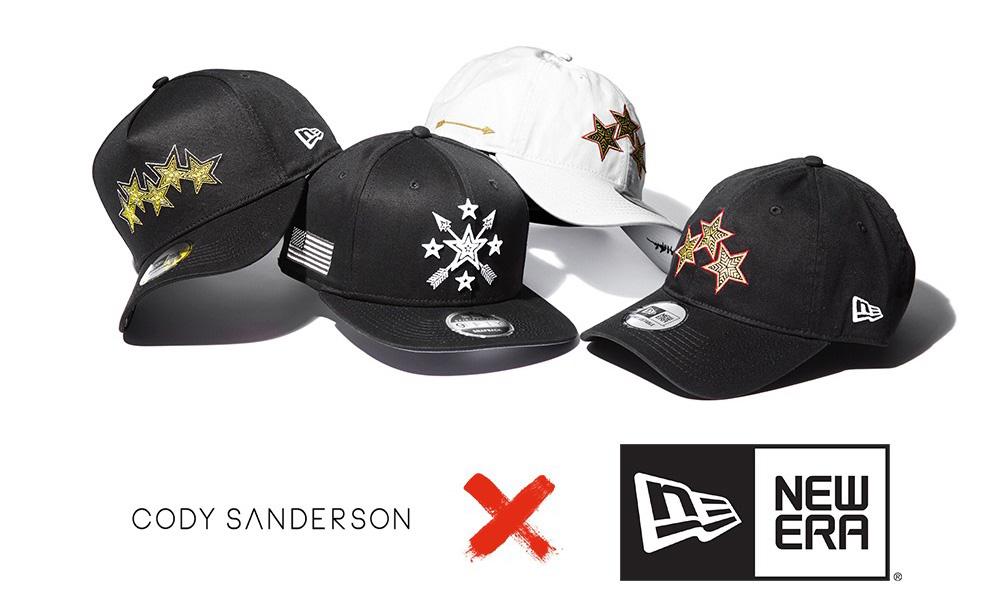 CODY SANDERSON × New Era®