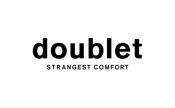 「doublet 2019 spring/summer collection」<br>アーバンリサーチにて、新たに取り扱いスタート
