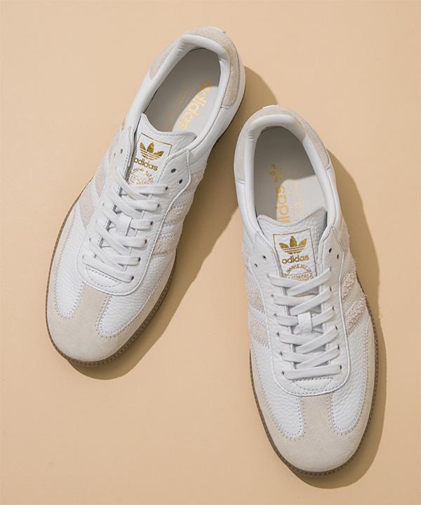 adidas Originals 別注 SAMBA OG FT