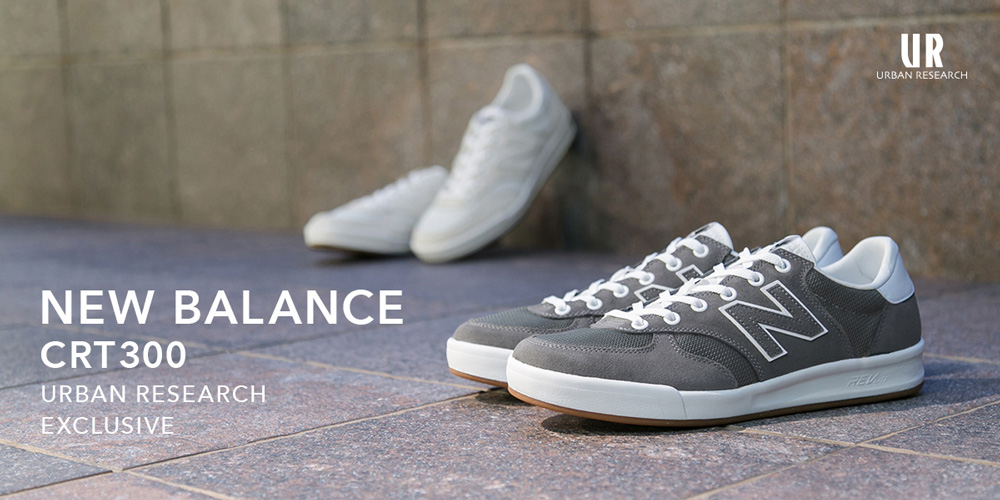 New Balance「CRT300」URBAN RESEARCH exclusive