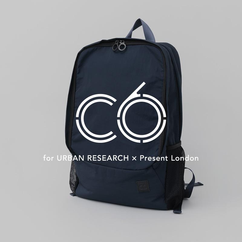 【2月8日(金)より順次販売開始】<br>C6 for URBAN RESEARCH × Present London