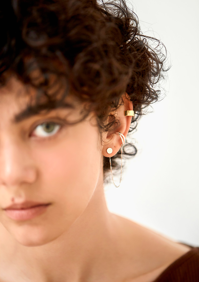 decor EAR CUFF COLLECTION LOOK 01