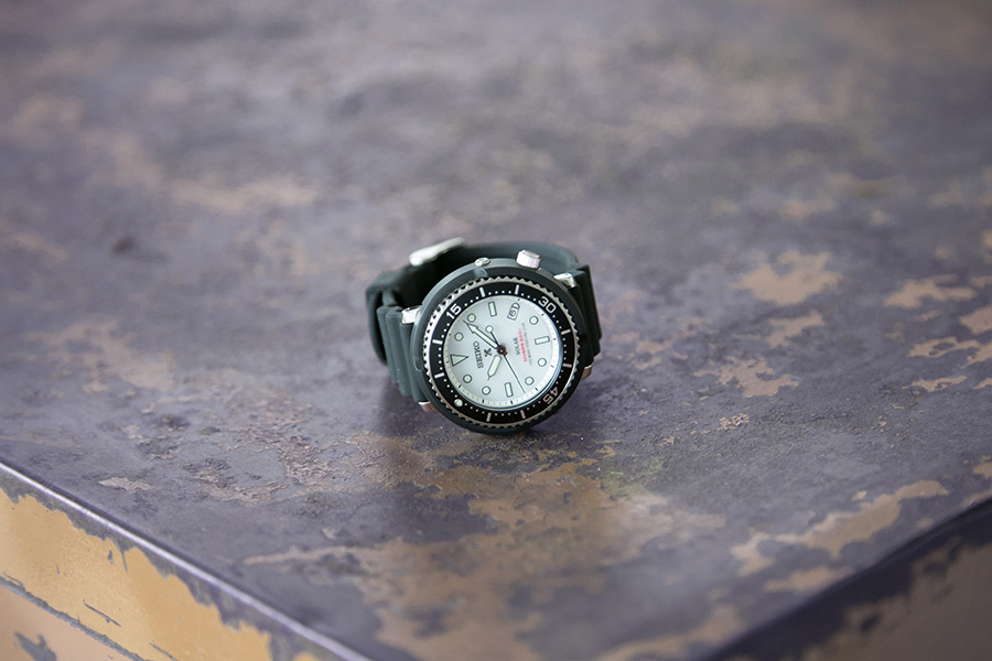 SEIKO Prospex Diver Scuba LOWERCASE Special Edition<br>FREEMANS SPORTING CLUB Exclusive Model