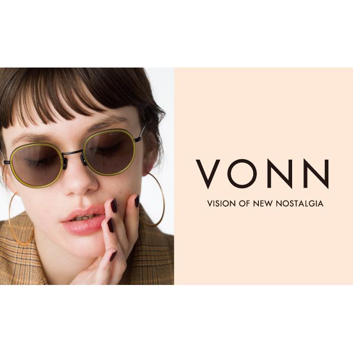 オプティカルブランド「VONN」のPOP UPを開催