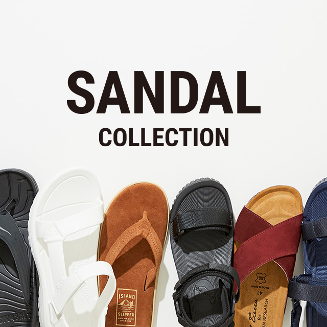 SANDAL COLLECTION for Men