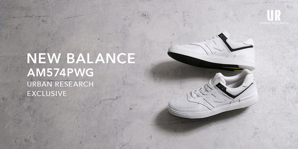New Balance AM574 URBAN RESEARCH exclusive