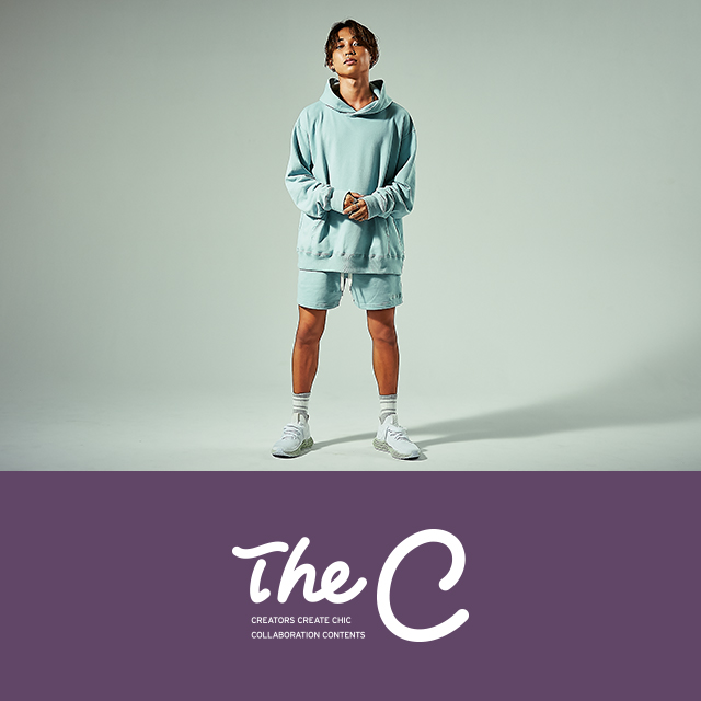 "URBAN RESEARCH iD ""The C"" vol.5 Taeyoung Boy"