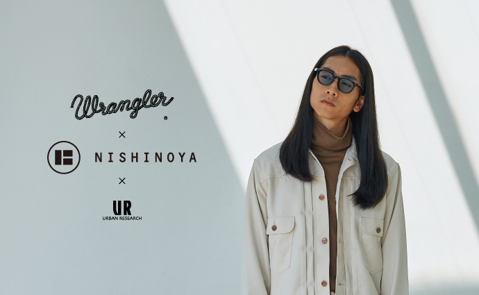 Wrangler × NISHINOYA × URBAN RESEARCH