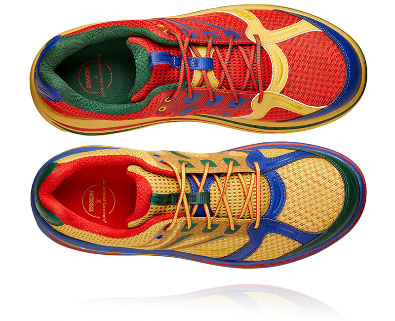 Engineered Garments × HOKA ONE ONE Bondi B